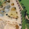 Kies und Sand – per Eisenbahn einmal quer durch Norddeutschland